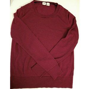 Gap 100% Merino wool sweater